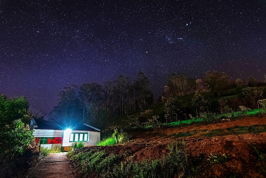 Dream Home under Billion Sun