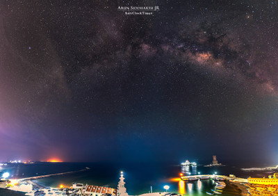 Milkyway On Kanyakumari FB.jpg