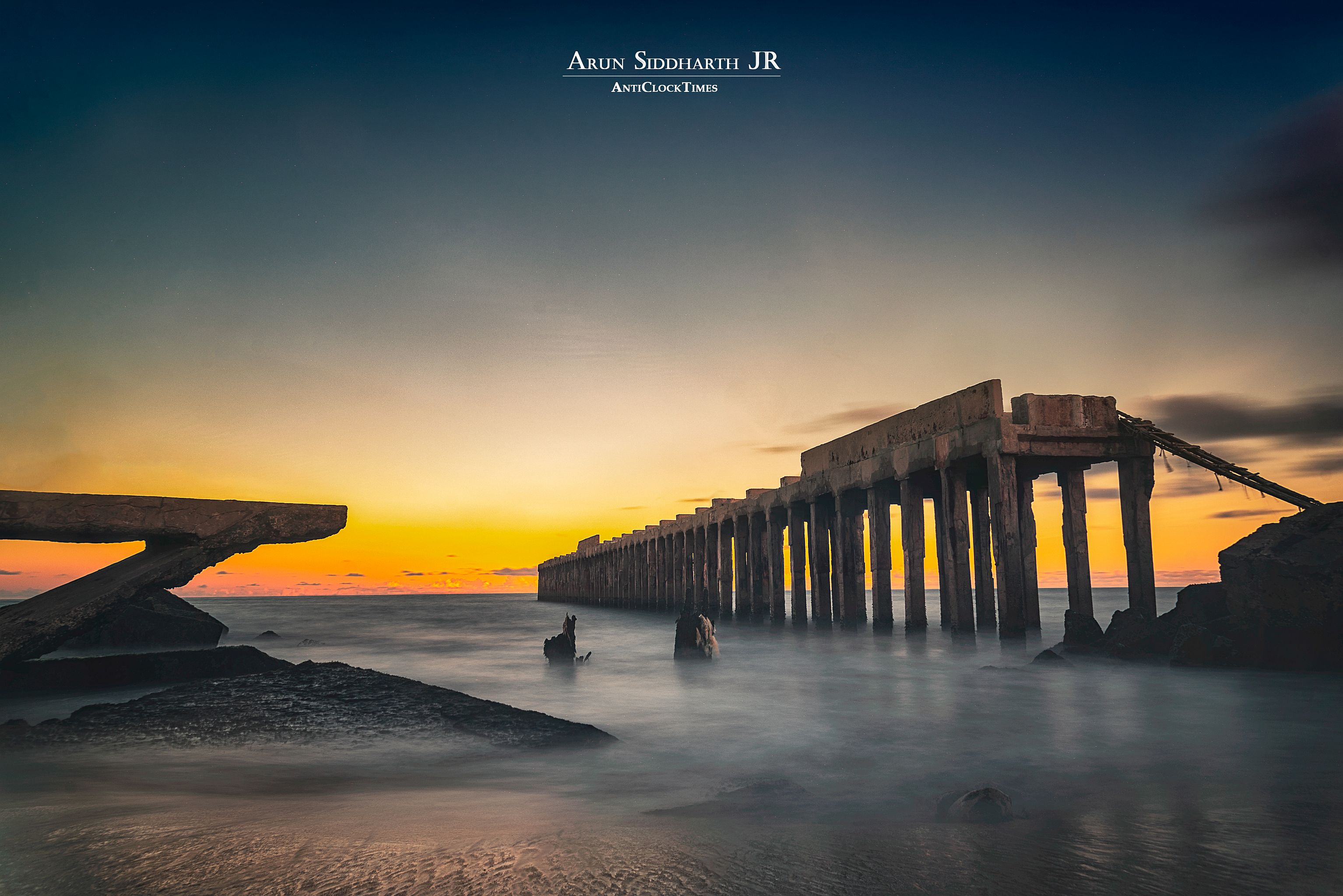 Structure & Seascape