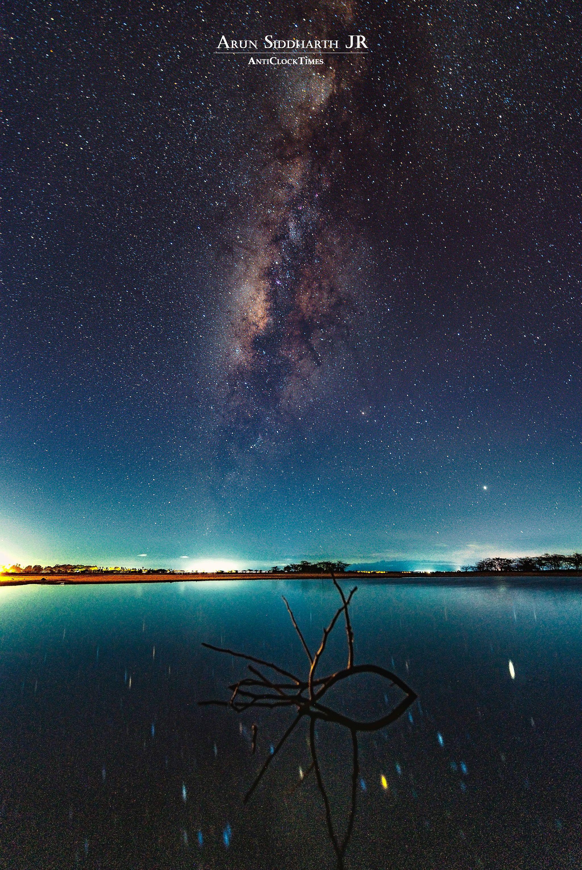 Light From Billion Stars