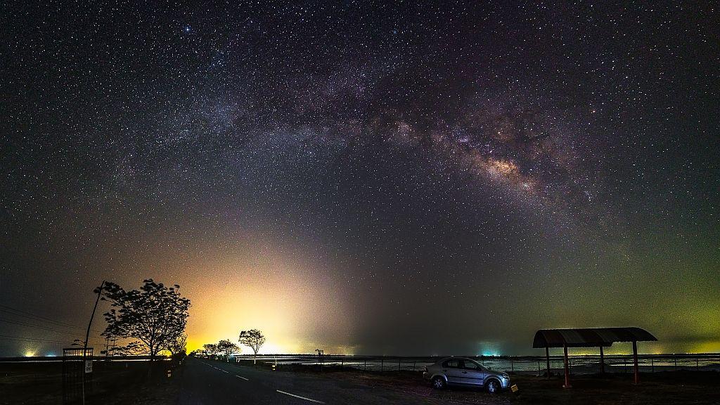 Light from Billion of Stars
