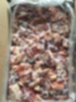 Говядина блочная 2 сорт тримминг 60/40