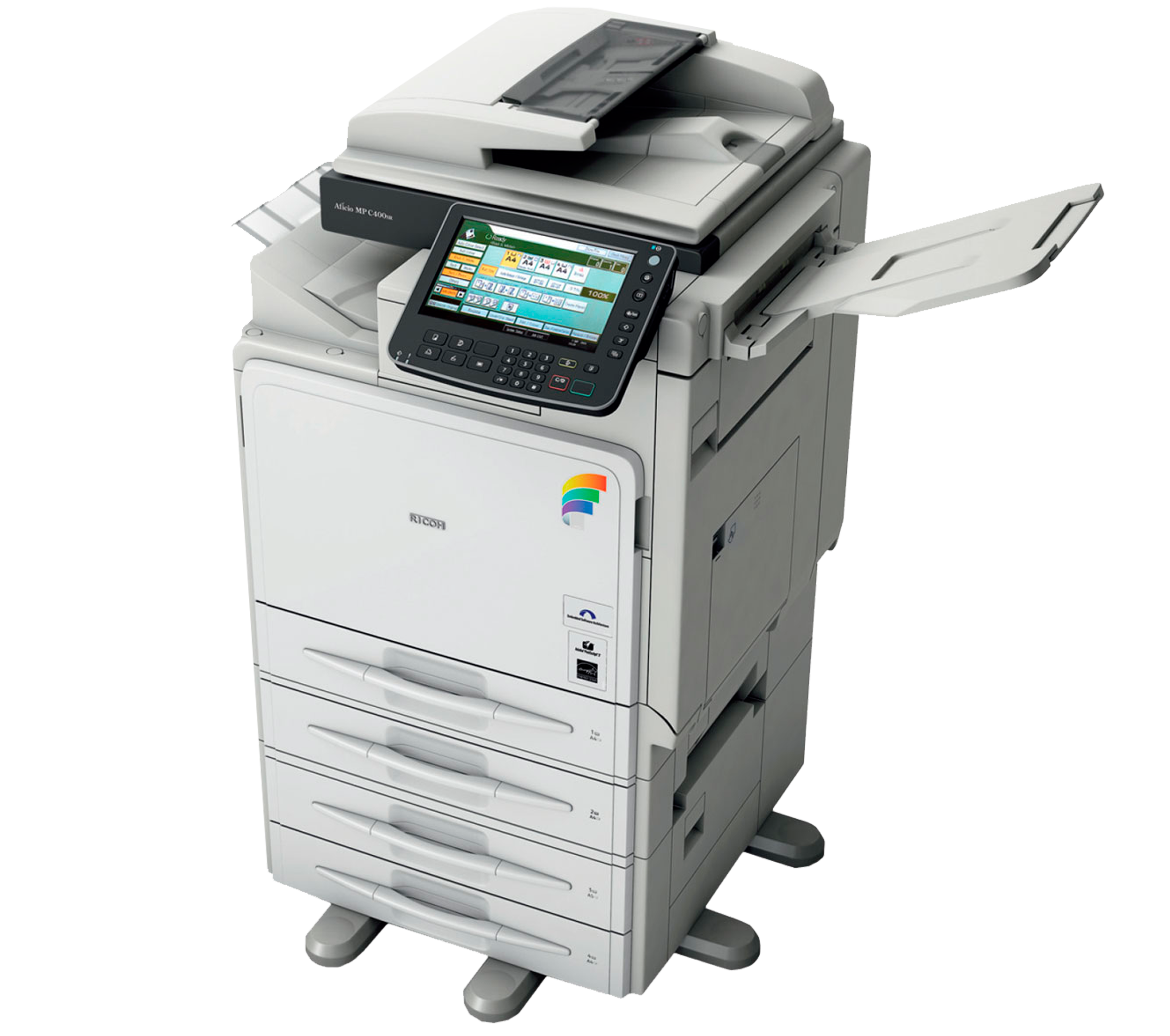 Equipo color laser RICOH MP C400