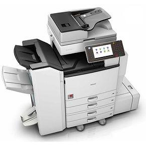 Fotocopiadora ricoh Blanco y negro MP 4002 alto volumen , escaner color