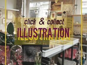 Click & Collect BIENTOT ! ...........focus ILLUSTRATION