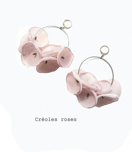 Boucles d'oreilles /// LA MENTEUSE
