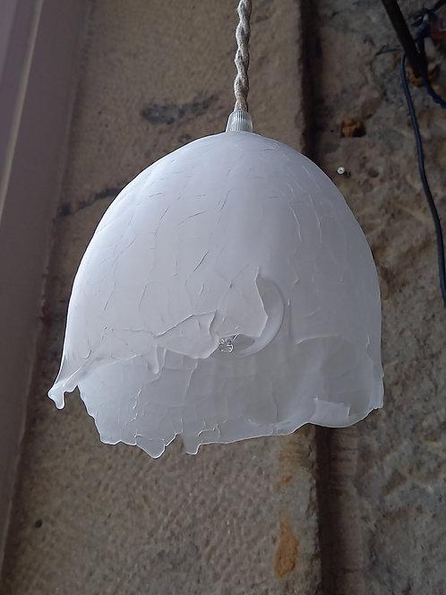 Lampe verre /// FLORENCE LEMOINE