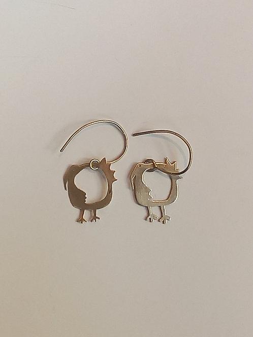 Boucles d'oreille /// CAMILLE DENTON