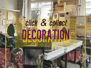 Click & Collect DECORATION