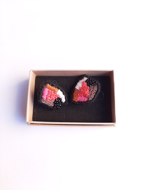Boucles d'oreilles /// MAKONDO