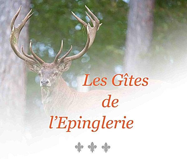 Logo des gites de l'Epinglerie