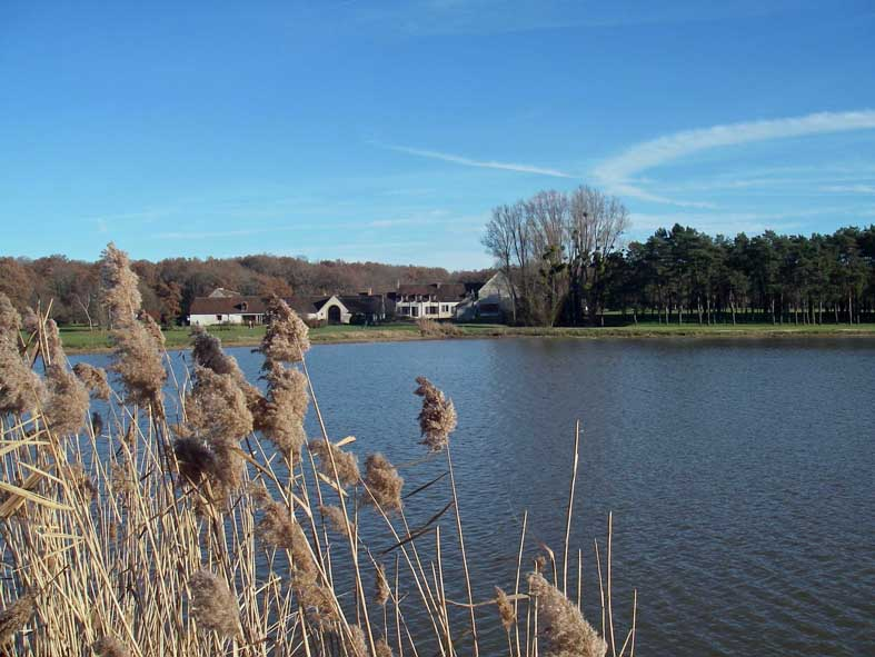 Photo de l'Etang de  la Rousselière