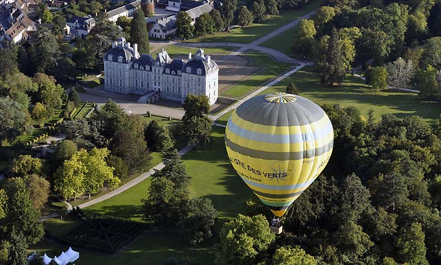 montgolfiere cheverny