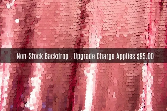 XL Sequin - Upgrade charge $95