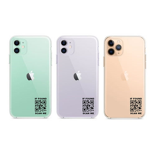 iPhone 11 Case with FoundTag