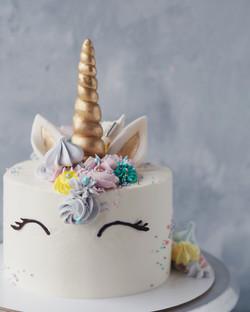 Торт - единорог