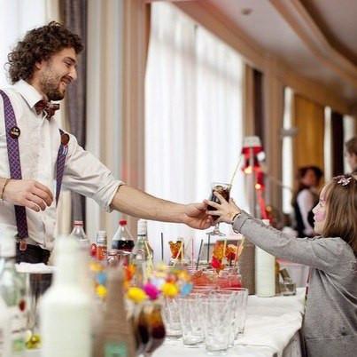 безалкогольный бар