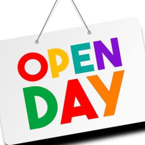 Open Day for all
