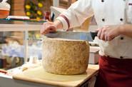 イタリアのデリパルメザンチーズ