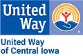 United Way of Central Iowa logo