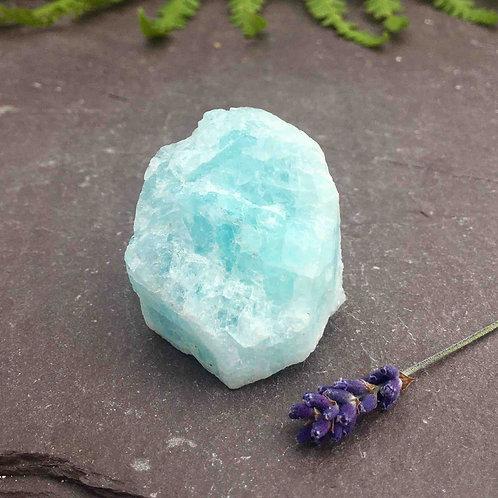 Raw Aquamarine Crystal