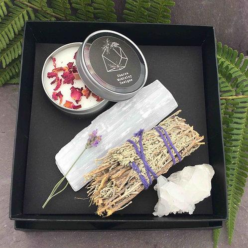 Himalayan Quartz Healing Gift Box 1