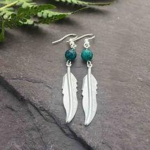 silver-feather-earrings-gem-stone-bead.jpg