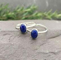 lapis-rings-womens-sterling-silver-rings