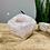 Thumbnail: Small Rose Quartz Tea Light Holders