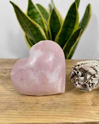 pink-opal-shaped-heart