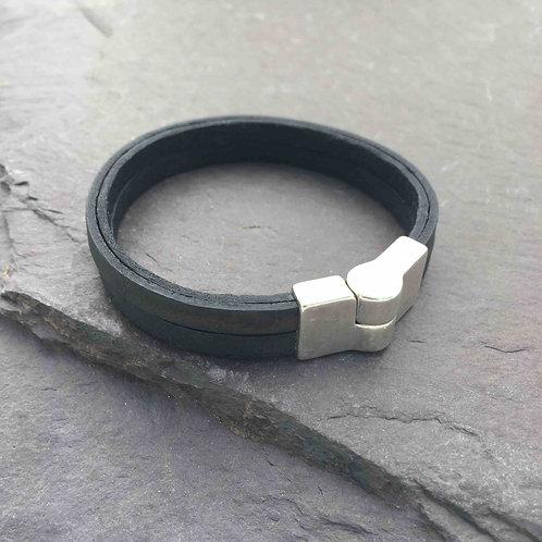 Odin Leather Bracelet