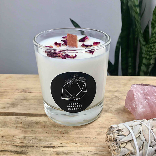 30cl Soy Coconut Wax Candle