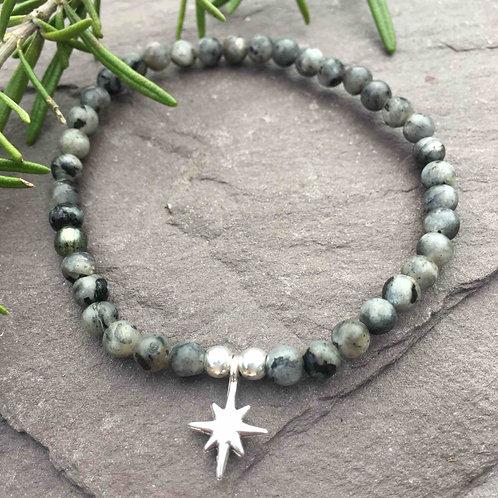 North Star Charm Bracelet