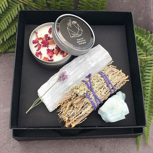 Aqua Marine Healing Gift Boxes