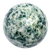 green-spot-jasper-sphere