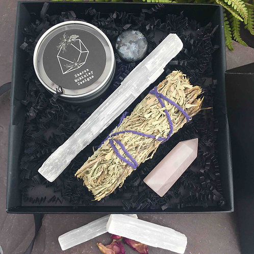 Rose Quartz Healing Gift Boxes