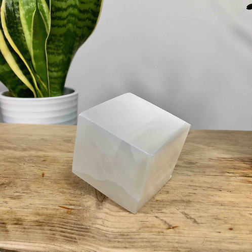 Large Selenite Cubes