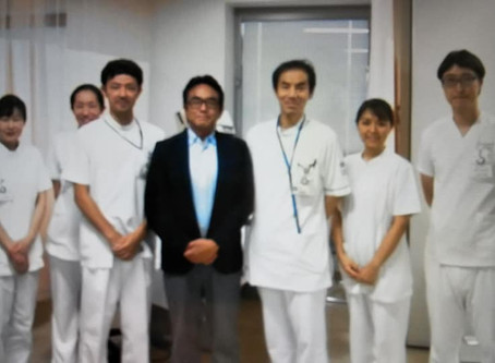 8/10更新 NHK山本プロデューサーがいらっしゃいました