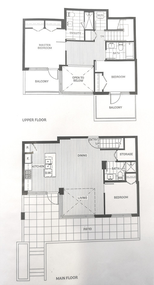 114-8850 Floor plan