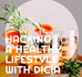 You're invited...Hacking A Healthy Lifestyle with Dicia Starting September 1st.. Daily Fitness/N