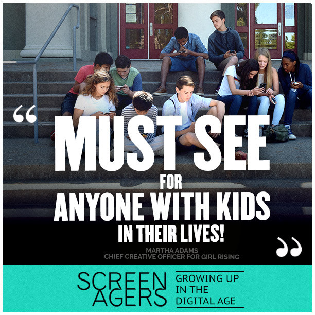 The Screening of Screenagers  (1)