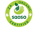 SAOSO ORGANIC LABEL