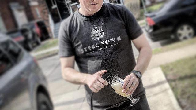 STEEL TOWN CIDER T-Shirt