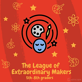 The League of Extraordinary Makers-onlin