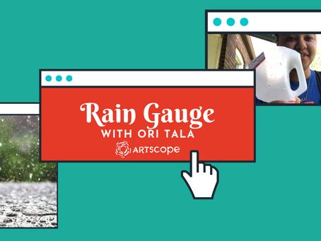 Rain Gauge with Ori