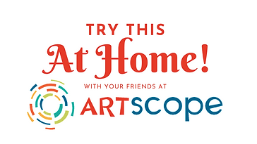 try this at home with artscope artscopes
