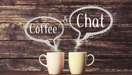 COFFEE & CHAT WITH A CHARITY