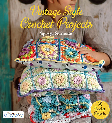 Vintage Style Crochet Project