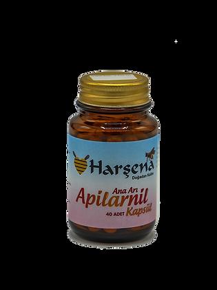 Liyofilize Apilarnil (Ana Arı) Kapsül