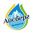Главная мобильная страница сайта по продаже воды Айсберг